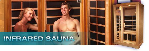 Far-Infrared Sauna Series B