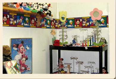 OUR CHILDRENS CREATIVE AREA