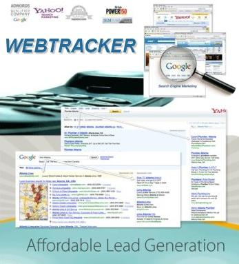 Webtracker Pay-Per-Click Marketing and Call Tracki