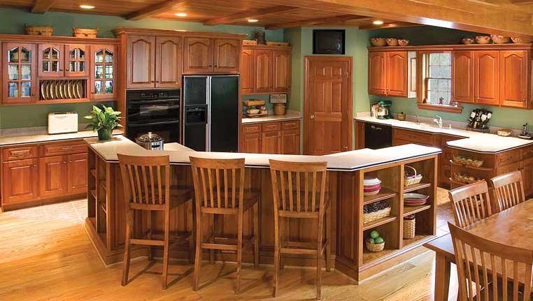 Woodcraft Kitchen