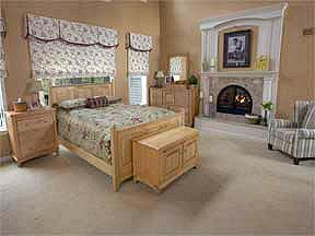 Hampshire Bedroom