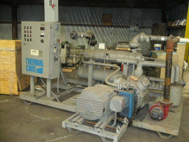 55 Ton Thermal Care Water Cool