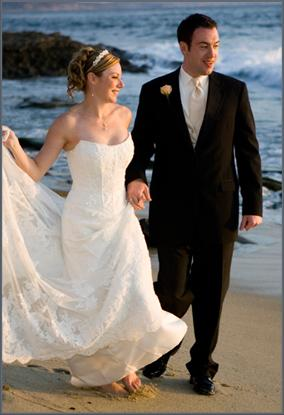 Beach Wedding Photos