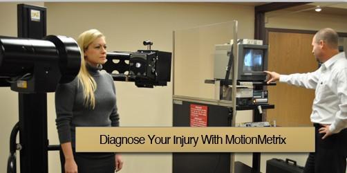 MotionMetrix Will Diagnose You
