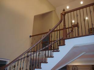 Staircase After FireDex Servic