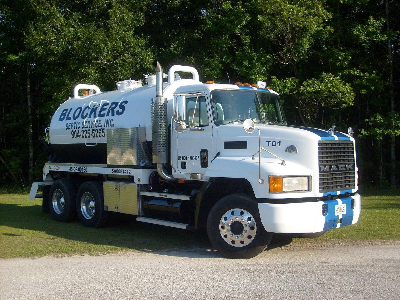 Blocker Truck