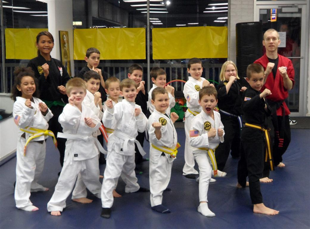 Little Dragons 5-7 Yr Olds