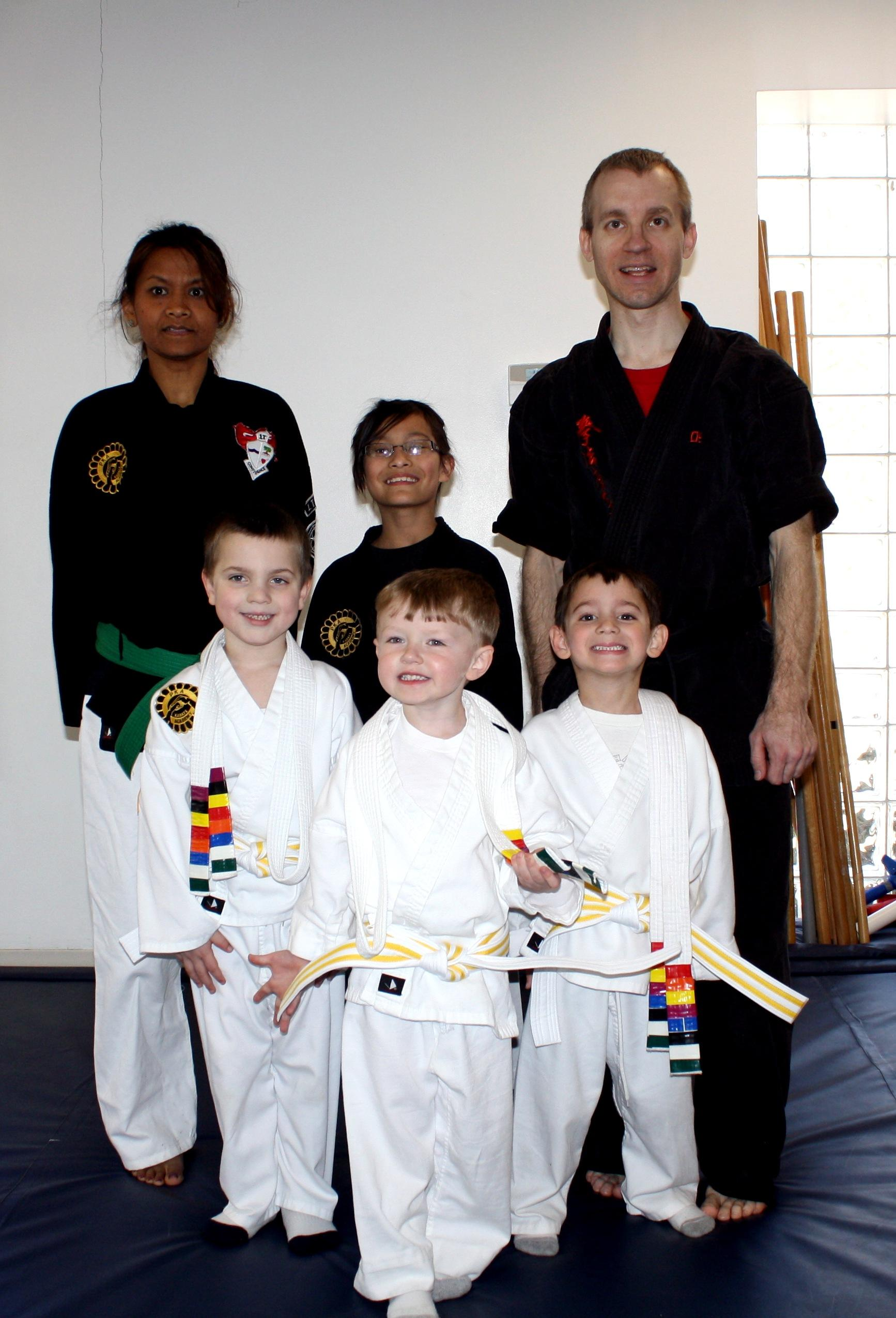 PKA Karate Pittsburgh: 3-4 Yr