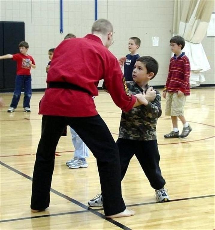 Kids Karate After School Progr