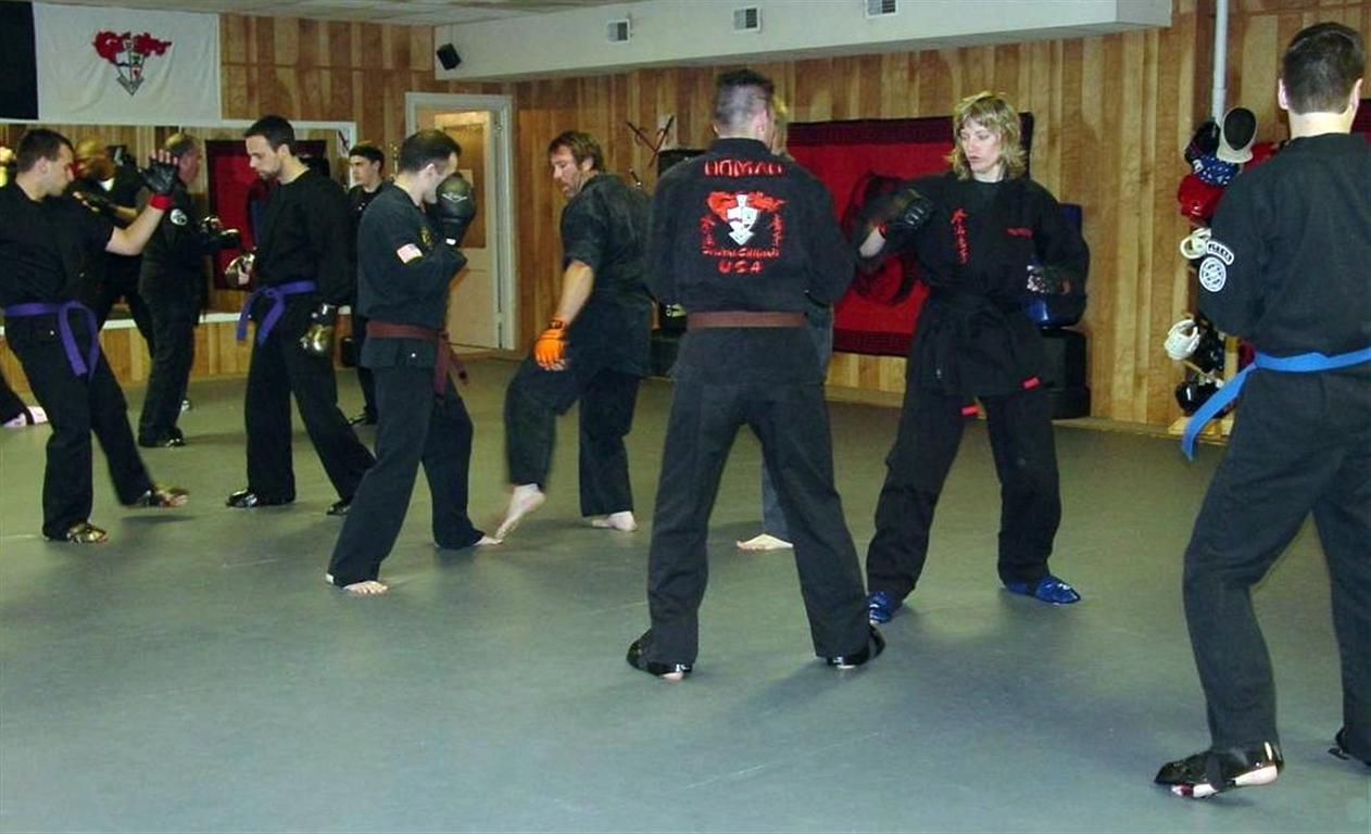 Adult Kenpo Class Pittsburgh
