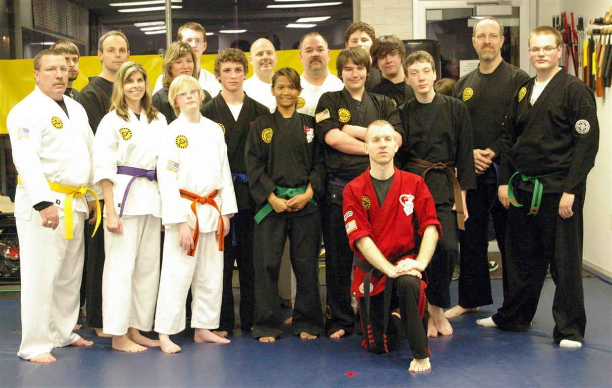 PKA Karate Pittsburgh Adults