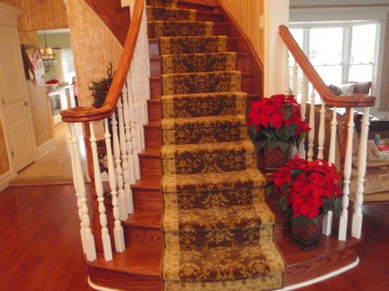 Bay Carpet Installation