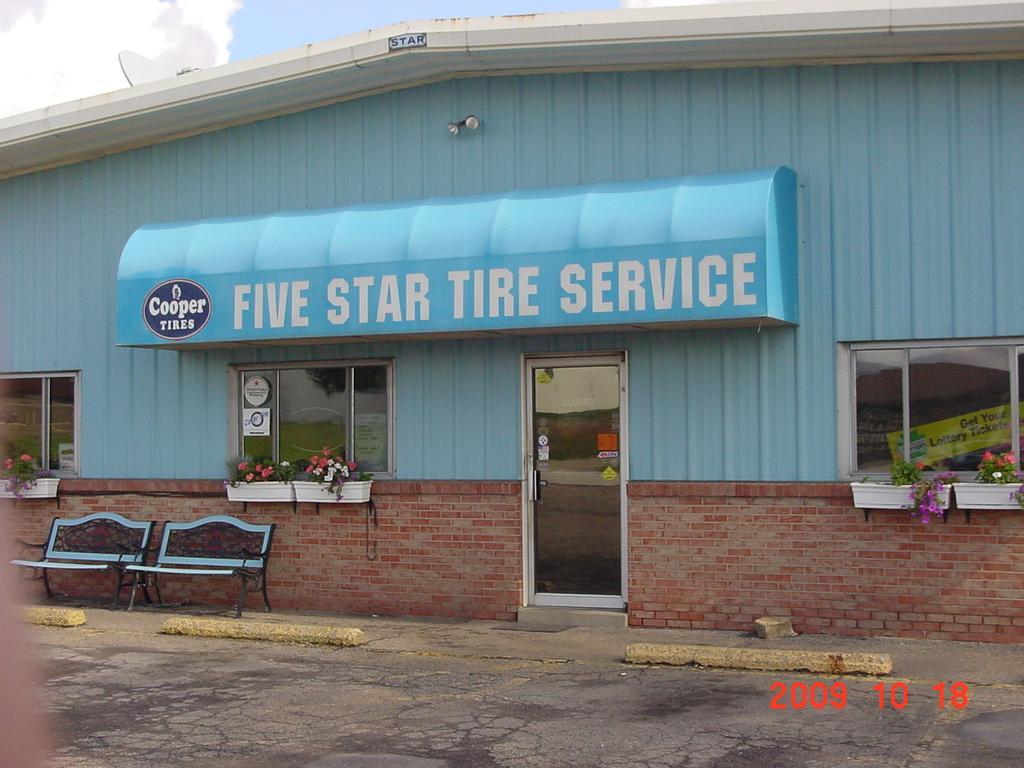 FIVE STAR TIRE
