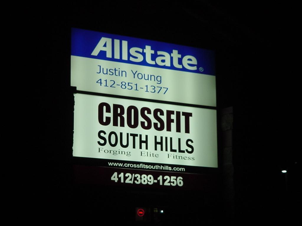 ALLSTATE / CROSSFIT