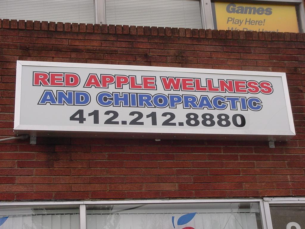 RED APPLE CHIROPRACTIC