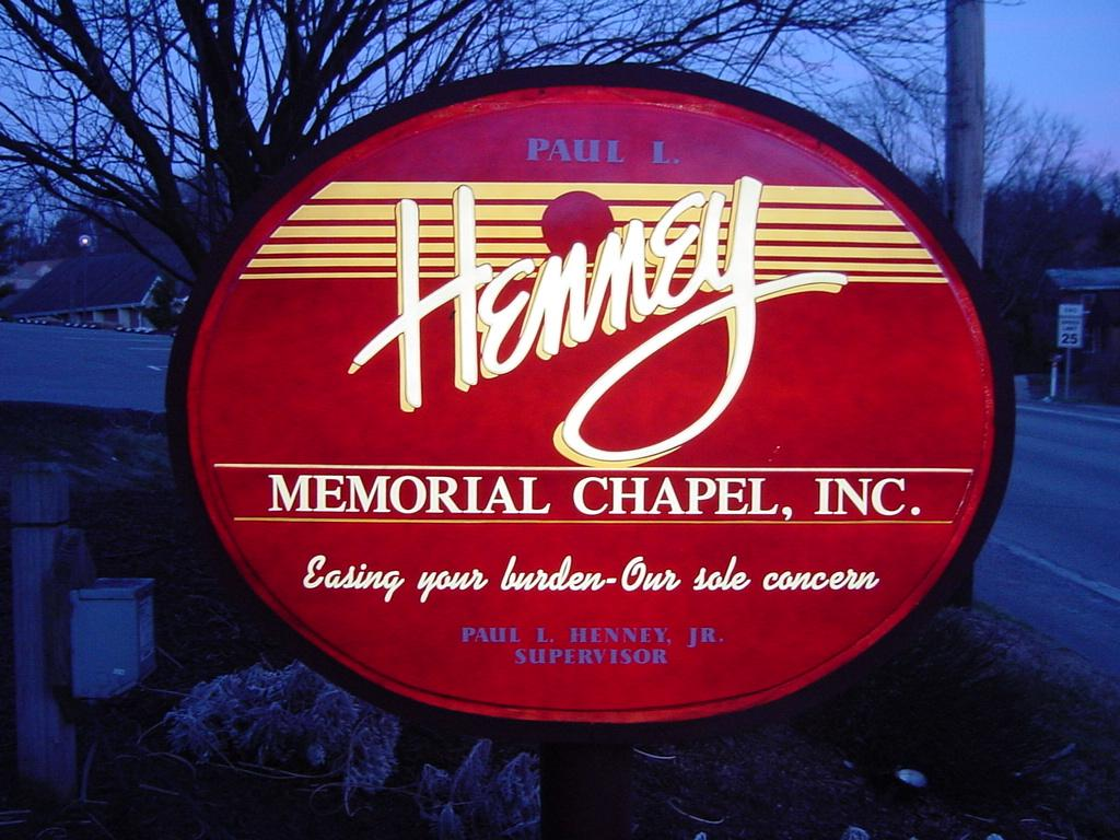 HENNEY FUNERAL HOME