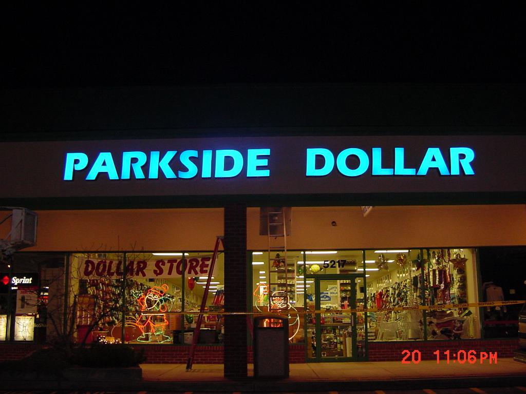 PARKSIDE DOLLAR