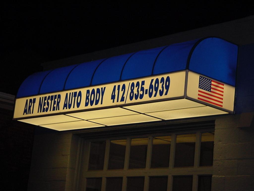 ART NESTER AUTO BODY