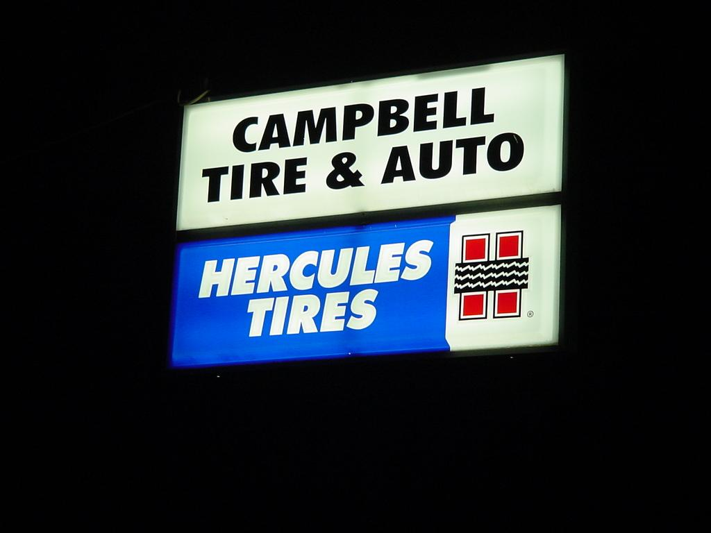 CAMPBELL TIRE
