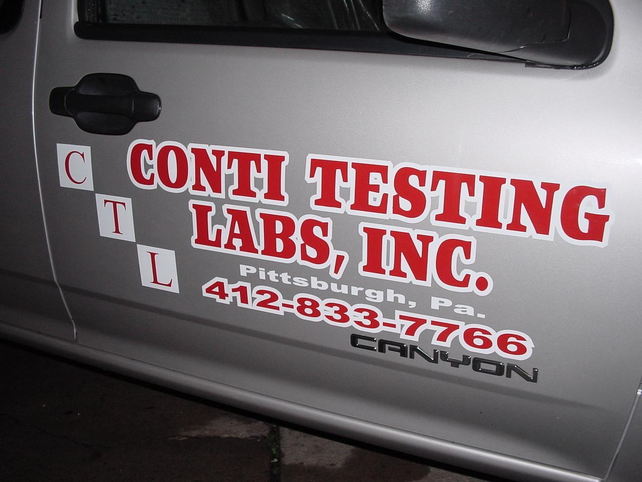 CONTI TESTING