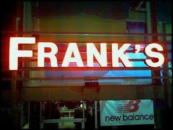 FRANK'S SHOE'S