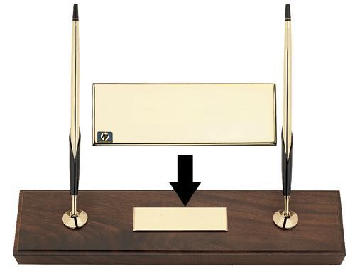 Cross Desk Set