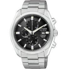Titanium Chronograph Watch