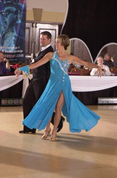 Kathie and Matt