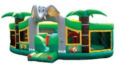 DELUXE JUNGLE PLAYLAND