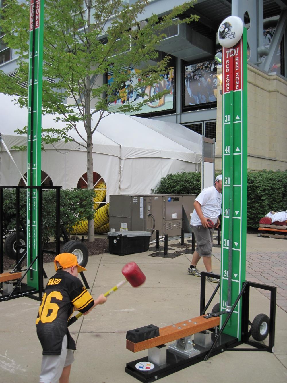 Pittsburgh Steelers High Stryker