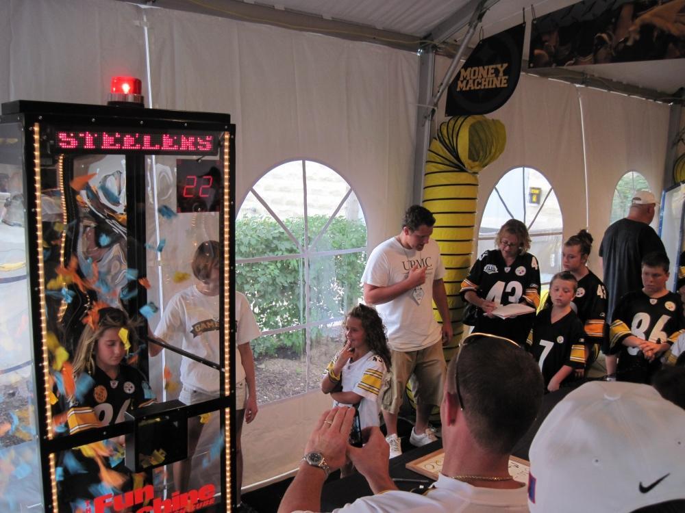 Pittsburgh Steelers KidZONE Shows