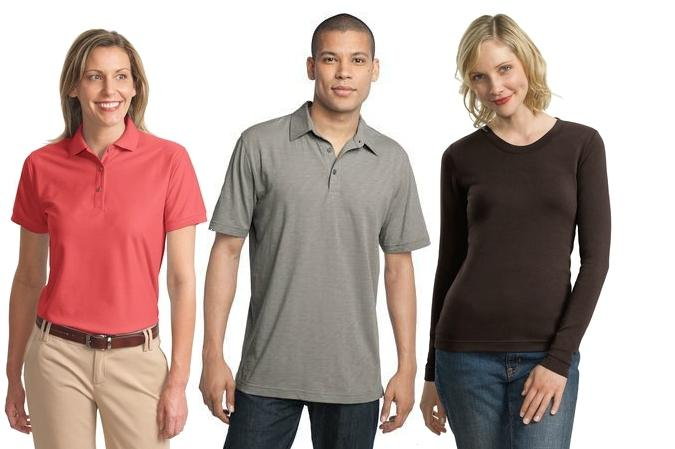 Sports, Polo, Golf Shirts, Knits