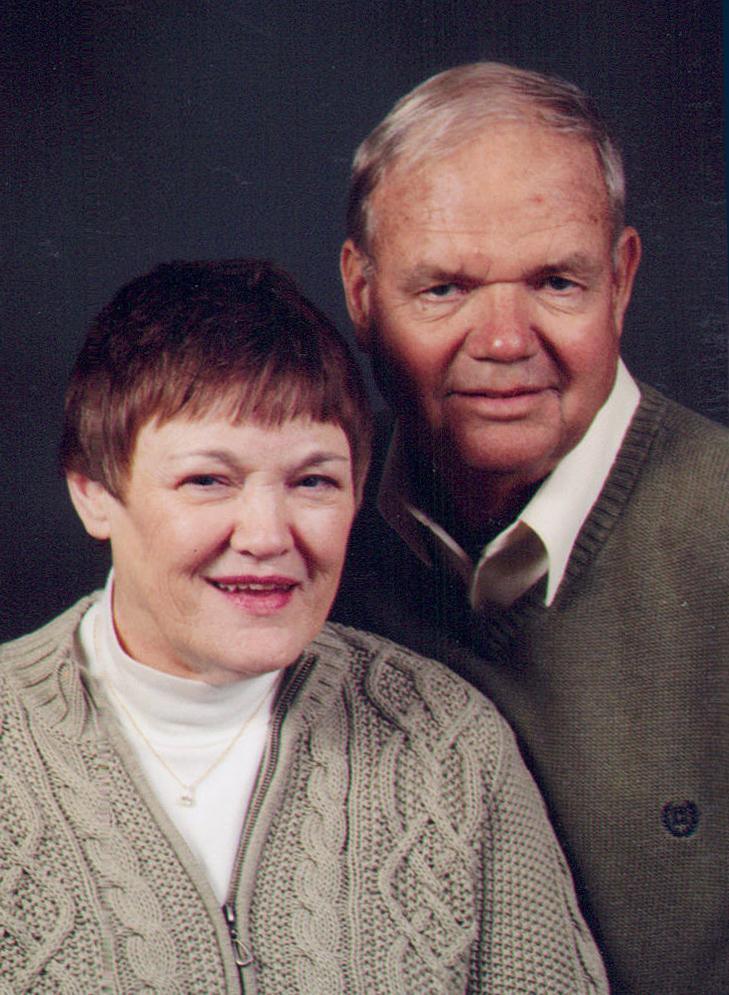 Pam & Cecil Bowen