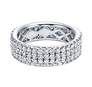 Gaberial Brothers Eternity Band