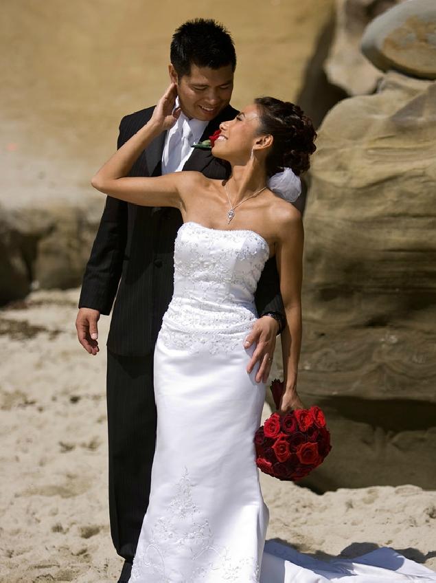 Beach Wedding Photography San Diego 2