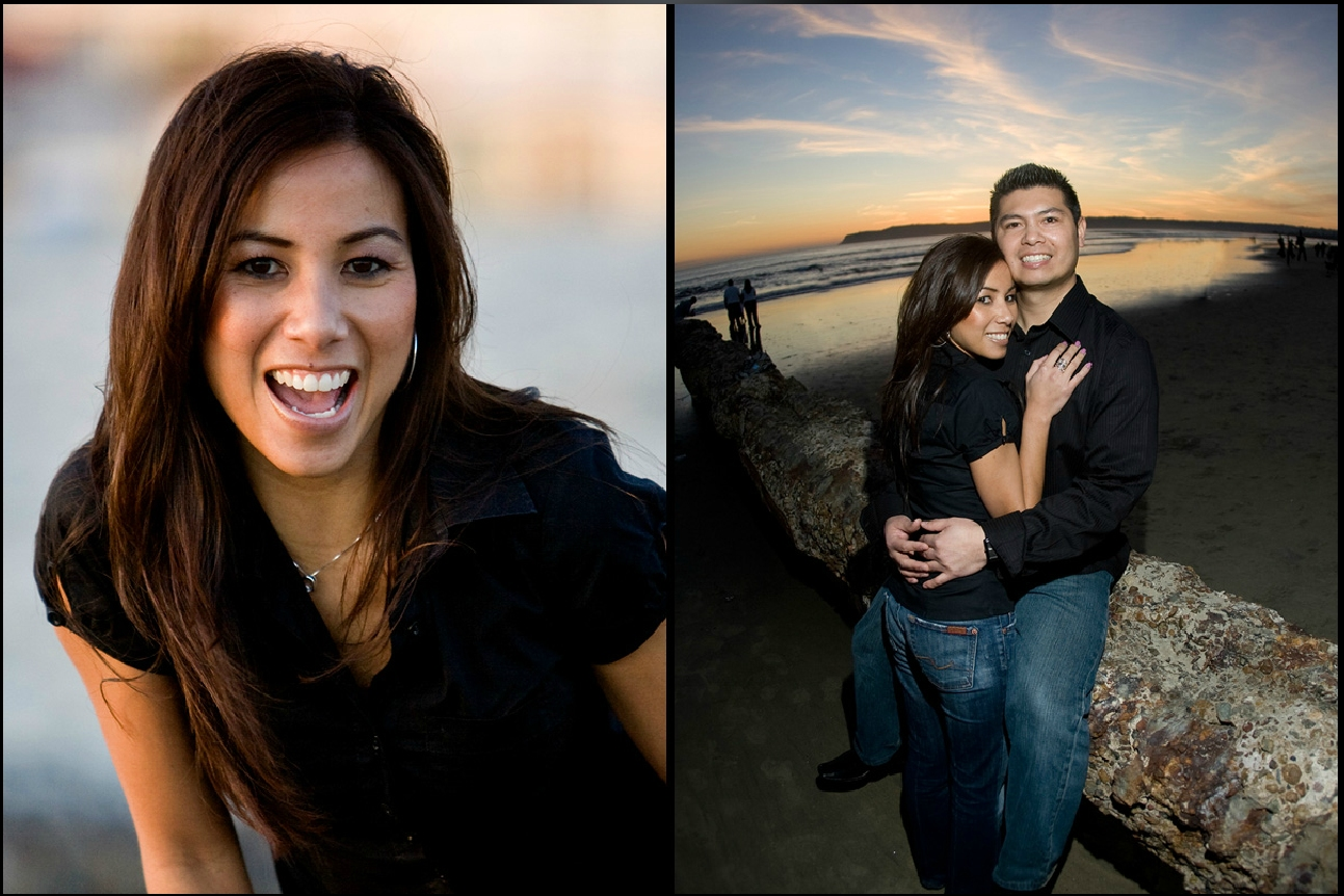 San Diego Engagement Photo 01