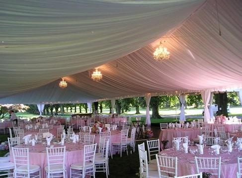 Beauiful Tent Wedding