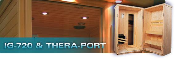 Theraport Sauna