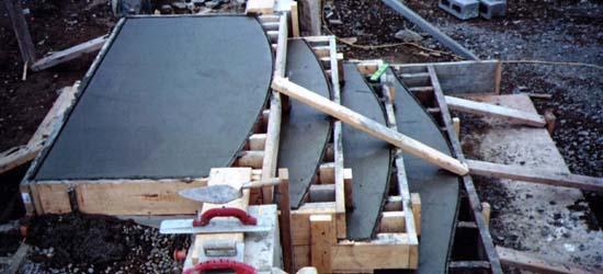 Concrete Work by Champlain Construction