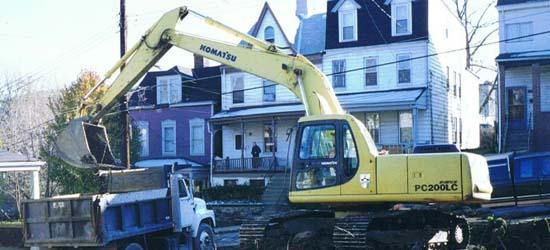 Equipment Rental by Champlain Construction