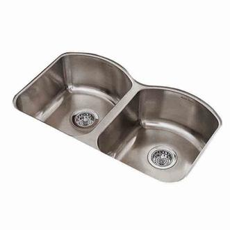 Valu Rooter Installs Culinaire Double Bowl Sink