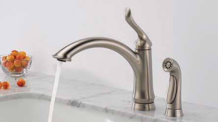 Delta Linden Deck Faucet