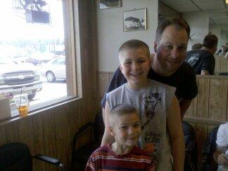 A Family of Great Haircuts
