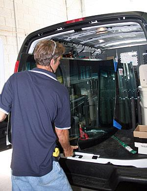 Mobile Auto Glass Repair Service