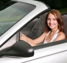 Driving After Auto Glass Repair