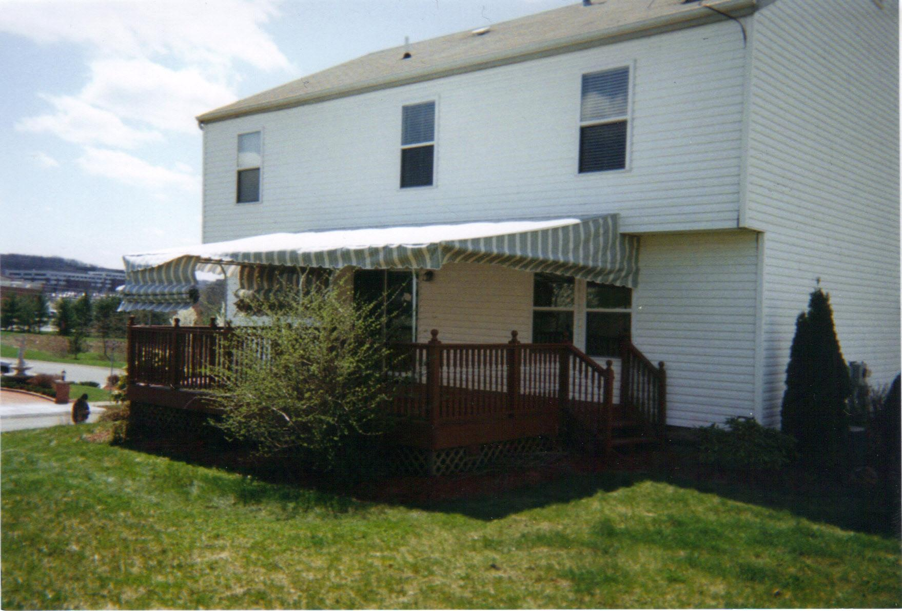 Gallery | Rothman Awning Company Residential Awnings ...