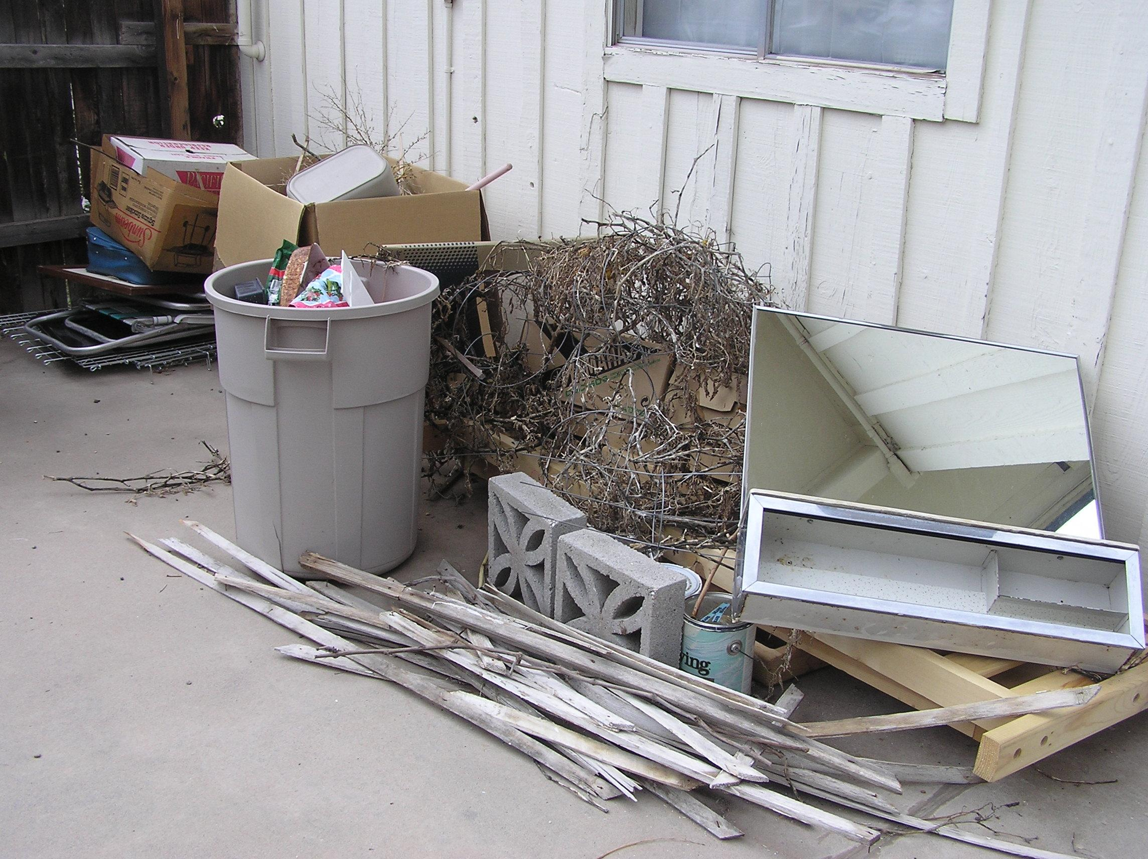 24/7 Haul called for Residential Junk Removal