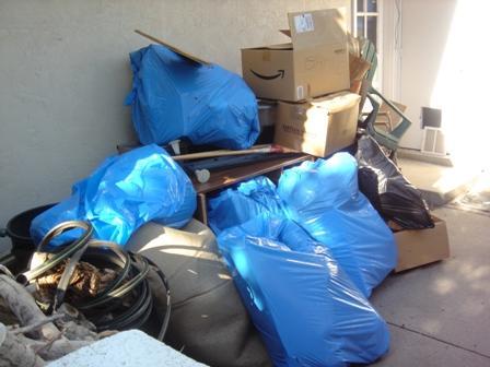 Before 24/7 Haul Waste Removal  Albuquerque