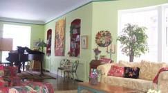 Favorite Green Livingroom