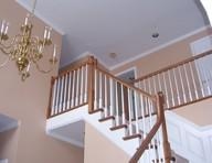 MasterBrush did a Fantastic Staircase!